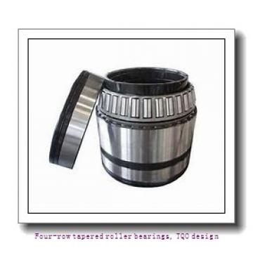 440 mm x 650 mm x 353.5 mm  skf 332313 Four-row tapered roller bearings, TQO design