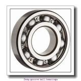 70 mm x 125 mm x 31 mm  skf 62214-2RS1 Deep groove ball bearings