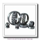 25,000 mm x 52,000 mm x 18,000 mm  SNR 2205EEG15 Double row self aligning ball bearings