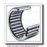 NTN BK3520 Drawn cup needle roller bearings-closed end