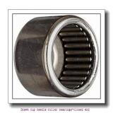 NTN BK3038ZWD Drawn cup needle roller bearings-closed end