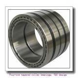 540 mm x 690 mm x 434 mm  skf BT4B 334038 G/HA3 Four-row tapered roller bearings, TQO design