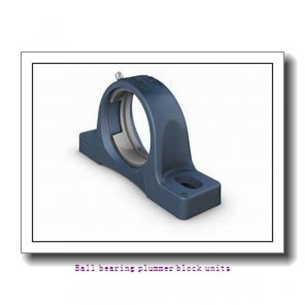 skf P2B 106-LF-AH Ballbearing plummer block units #1 image
