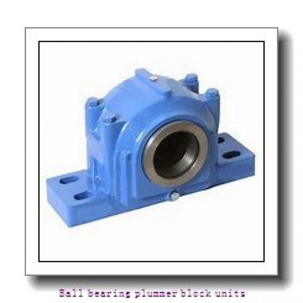 skf SYWK 1.3/16 YTA Ballbearing plummer block units #1 image
