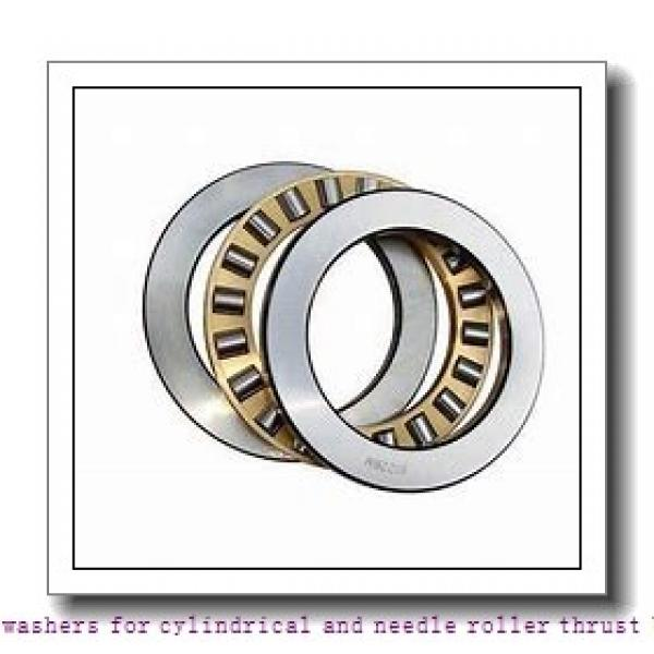 skf GS 81106 Bearing washers for cylindrical and needle roller thrust bearings #2 image