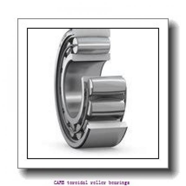 skf C 2210 KTN9 + AHX 310 CARB toroidal roller bearings #3 image