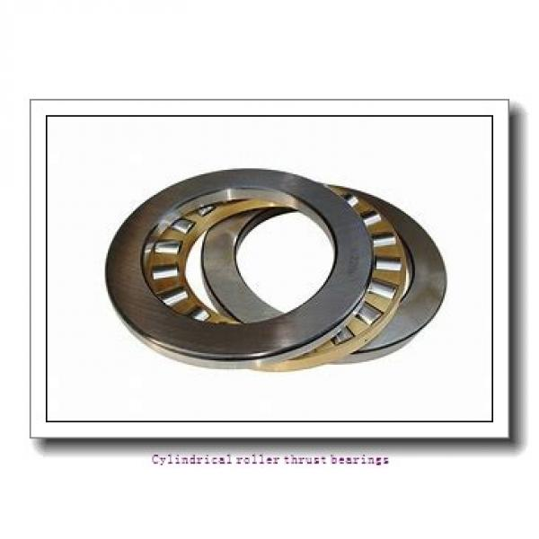 480 mm x 650 mm x 39.5 mm  skf 81296 M Cylindrical roller thrust bearings #2 image