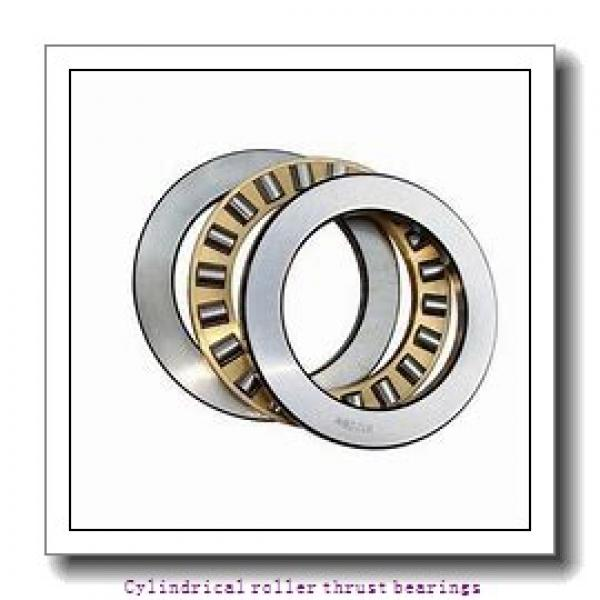 1060 mm x 1250 mm x 45 mm  skf 811/1060 M Cylindrical roller thrust bearings #2 image