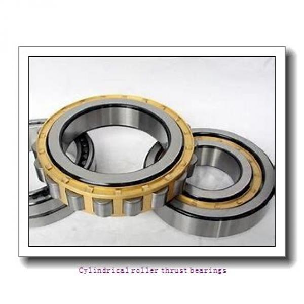 40 mm x 60 mm x 3.5 mm  skf 81108 TN Cylindrical roller thrust bearings #2 image