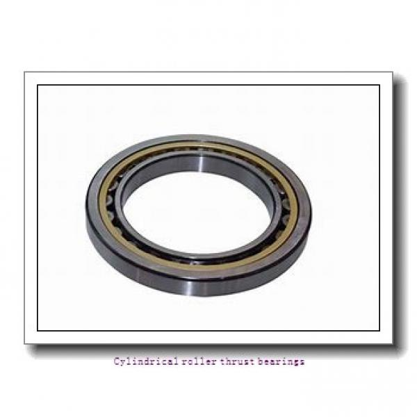 900 mm x 1060 mm x 39 mm  skf 811/900 M Cylindrical roller thrust bearings #2 image