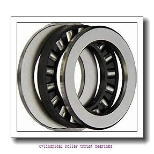 50 mm x 70 mm x 4 mm  skf 81110 TN Cylindrical roller thrust bearings #1 image
