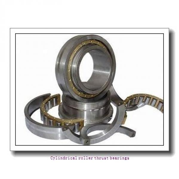 950 mm x 1250 mm x 68 mm  skf 812/950 M Cylindrical roller thrust bearings #1 image