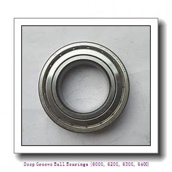timken 6016-NR Deep Groove Ball Bearings (6000, 6200, 6300, 6400) #1 image