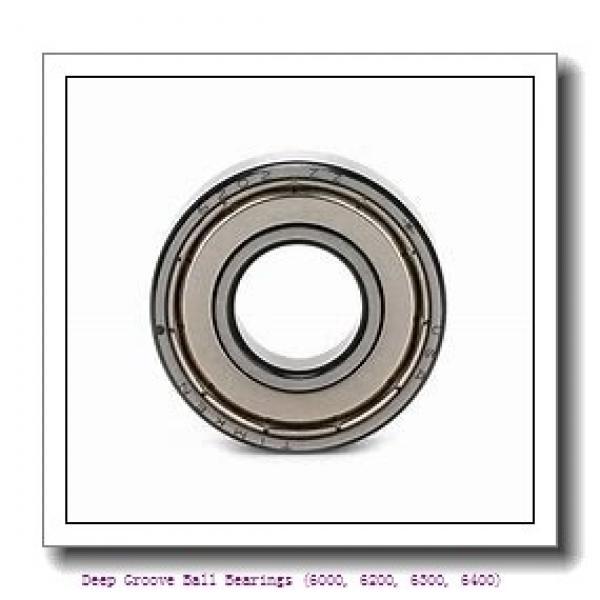 timken 6214 Deep Groove Ball Bearings (6000, 6200, 6300, 6400) #2 image