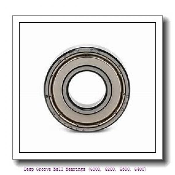 timken 6319-ZZ Deep Groove Ball Bearings (6000, 6200, 6300, 6400) #1 image