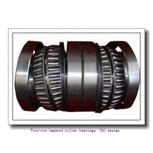 460 mm x 610 mm x 360 mm  skf BT4B 328727 G/HA1VA901 Four-row tapered roller bearings, TQO design #1 image