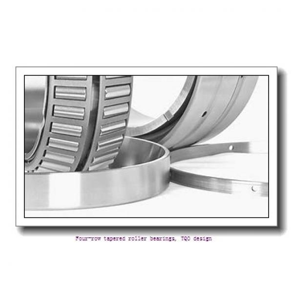 625 mm x 815 mm x 600 mm  skf BT4-8137 G/HA1 Four-row tapered roller bearings, TQO design #2 image