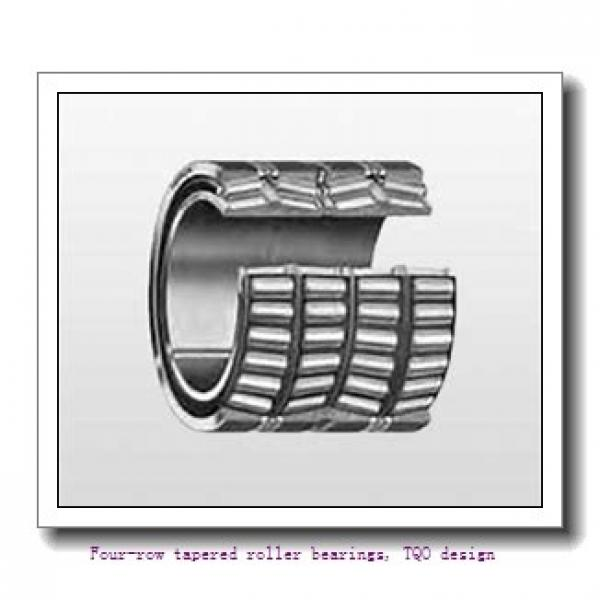 625 mm x 815 mm x 600 mm  skf BT4-8137 G/HA1 Four-row tapered roller bearings, TQO design #1 image